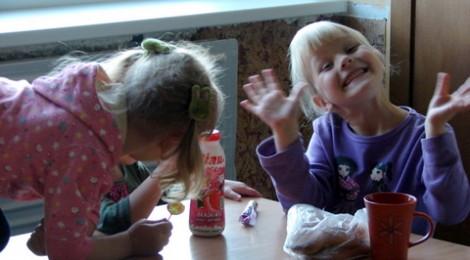 Iš susitikimo apie vaikų vidines žaizdas
