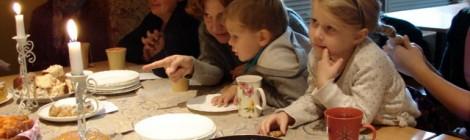 Po pyragų vakarėlio (papildyta 2011-10-21)