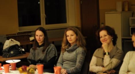 Įspūdžiai iš susitikimo apie šeimos krizes