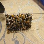 Papuosalu gamyba mezgant virbalais vielute karoliukais 230