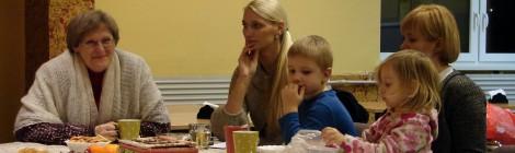 Iš susitikimo su S. Striunga apie vaikų pyktį