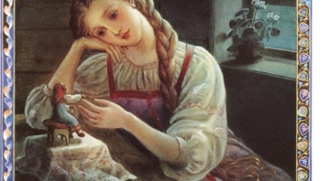 "Moters archetipai pasakose ir mituose. Pasaka ""Vasilisa"""