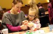 Vaikų ir mamų sūrios tešlos vakaras