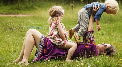 Ar keičiasi vertybės gimus vaikui?