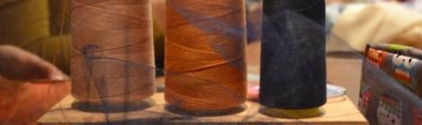 Papuošalų iš audinio kūryba